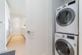 """Photo 32: 807 181 W 1ST Avenue in Vancouver: False Creek Condo for sale in """"BROOK AT THE VILLAGE"""" (Vancouver West)  : MLS®# R2591261"""