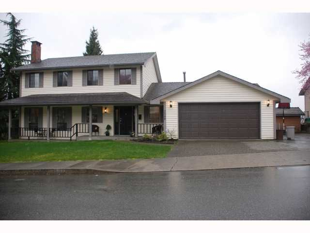 """Main Photo: 2548 JASMINE Court in Coquitlam: Summitt View House for sale in """"SUMMIT VIEW"""" : MLS®# V814323"""