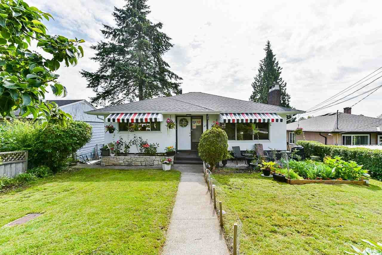 Main Photo: 420 WILSON Street in New Westminster: Sapperton House for sale : MLS®# R2473223