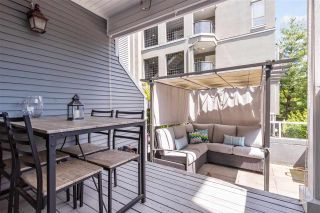 """Photo 15: 104 4696 W 10TH Avenue in Vancouver: Point Grey Townhouse for sale in """"University Gate"""" (Vancouver West)  : MLS®# R2591831"""
