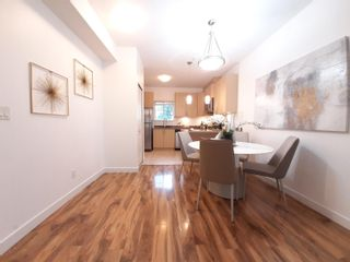 """Photo 3: 215 3888 NORFOLK Street in Burnaby: Central BN Townhouse for sale in """"Parkside Greene"""" (Burnaby North)  : MLS®# R2609723"""