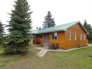 Photo 1: 84078 Highway 591: Rural Clearwater County Detached for sale : MLS®# A1111743