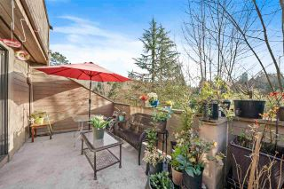 """Photo 20: 101 9151 SATURNA Drive in Burnaby: Simon Fraser Hills Townhouse for sale in """"Mountain Wood"""" (Burnaby North)  : MLS®# R2561706"""