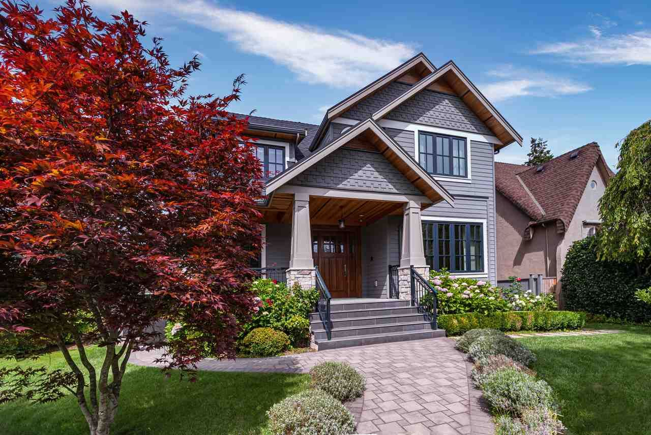 Main Photo: 2555 W 33RD Avenue in Vancouver: MacKenzie Heights House for sale (Vancouver West)  : MLS®# R2489633