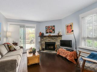"Photo 8: 105 1750 MAPLE Street in Vancouver: Kitsilano Condo for sale in ""MAPLEWOOD PLACE"" (Vancouver West)  : MLS®# V1135503"