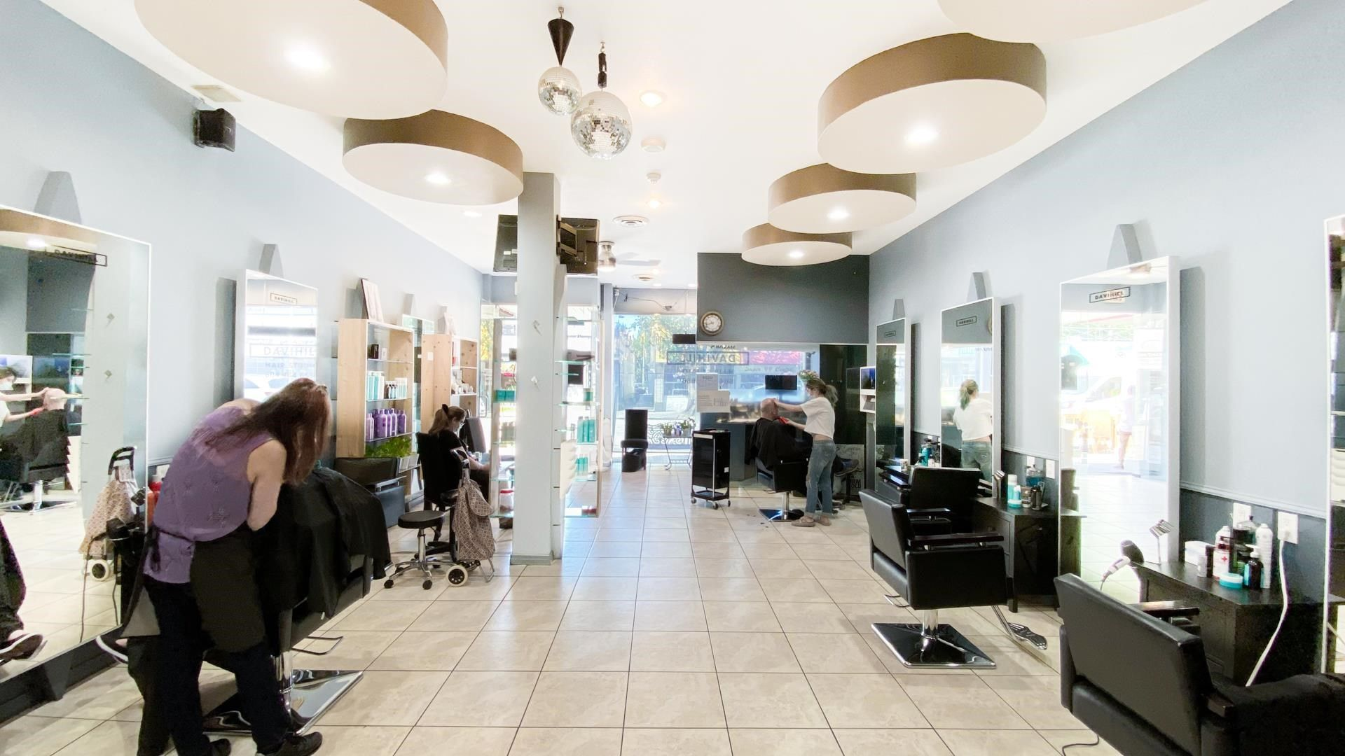 Main Photo: 1221 DAVIE Street in Vancouver: West End VW Business for sale (Vancouver West)  : MLS®# C8039504