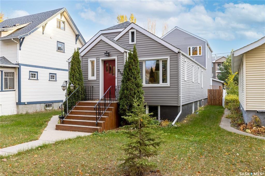 Main Photo: 918 10th Street East in Saskatoon: Nutana Residential for sale : MLS®# SK871366
