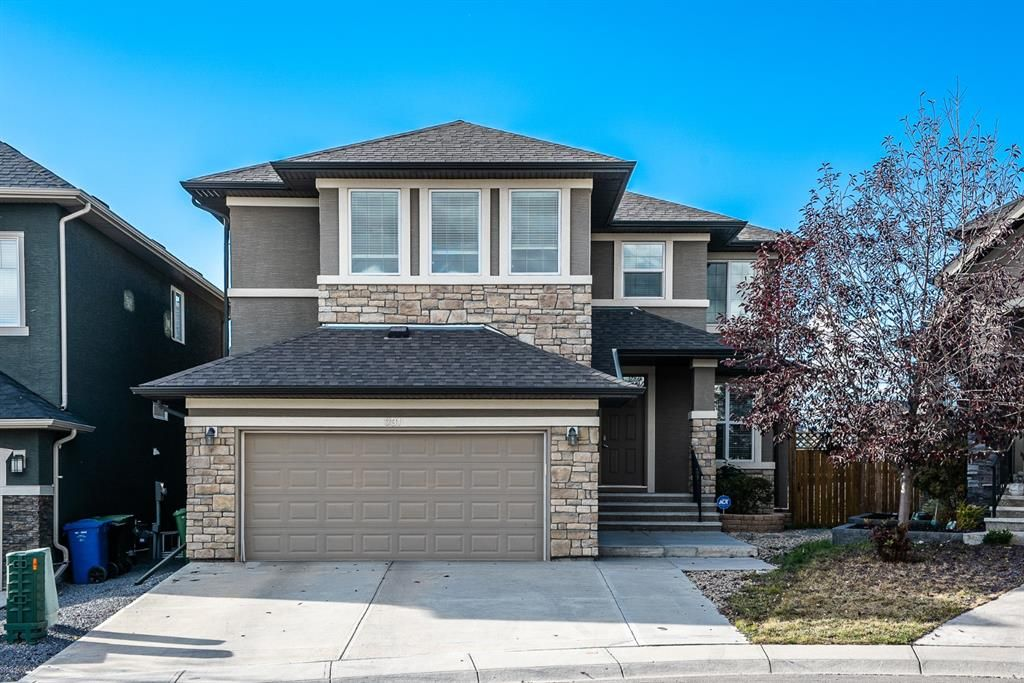 Main Photo: 331 Panatella Grove NW in Calgary: Panorama Hills Detached for sale : MLS®# A1136233