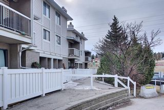 Photo 35: 140 3015 51 Street SW in Calgary: Glenbrook Row/Townhouse for sale : MLS®# A1092906