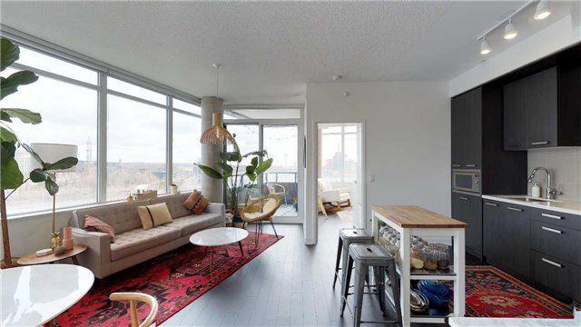 Main Photo: 120 Bayview Ave Unit #N609 in Toronto: Waterfront Communities C8 Condo for sale (Toronto C08)  : MLS®# C4064798