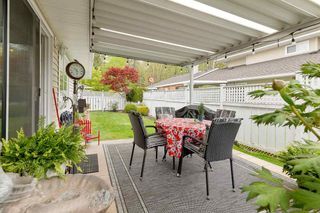 """Photo 24: 45 6885 184 Street in Surrey: Cloverdale BC Townhouse for sale in """"CREEKSIDE AT CLAYTON HILL"""" (Cloverdale)  : MLS®# R2572095"""