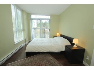 "Photo 10: 502 1178 HEFFLEY Crescent in Coquitlam: North Coquitlam Condo for sale in ""OBELISK"" : MLS®# V1100429"
