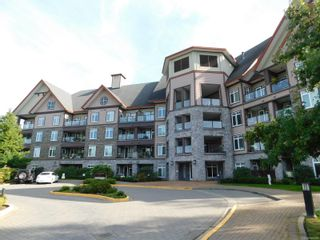 Photo 1: 407 1395 Bear Mountain Pkwy in : La Bear Mountain Condo for sale (Langford)  : MLS®# 856294