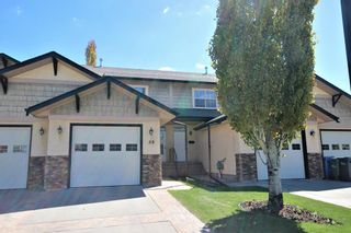 Main Photo: 58 Alberts Close: Red Deer Row/Townhouse for sale : MLS®# A1101268