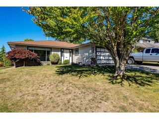 Photo 1: 2828 CROSSLEY Drive in Abbotsford: Abbotsford West House for sale : MLS®# R2502326
