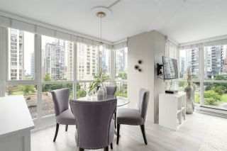 """Photo 5: 409 1188 RICHARDS Street in Vancouver: Yaletown Condo for sale in """"Park Plaza"""" (Vancouver West)  : MLS®# R2475181"""