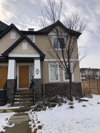 Main Photo: 89 Skyview springs Common NE in Calgary: Skyview Ranch Semi Detached for sale : MLS®# A1091544