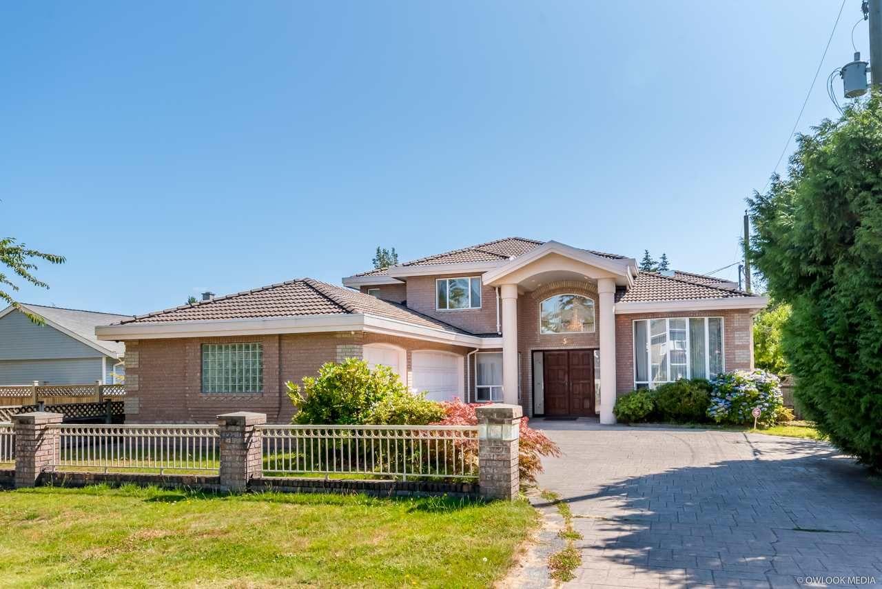 Main Photo: 8500 CALDER ROAD in : Lackner House for sale (Richmond)  : MLS®# R2483084
