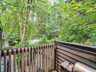 """Photo 37: 8551 WILDERNESS Court in Burnaby: Forest Hills BN Townhouse for sale in """"Simon Fraser Village"""" (Burnaby North)  : MLS®# R2490108"""
