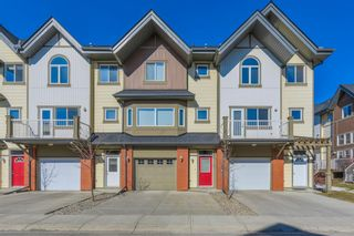 Main Photo: 806 WENTWORTH Villas SW in Calgary: West Springs Row/Townhouse for sale : MLS®# A1094627
