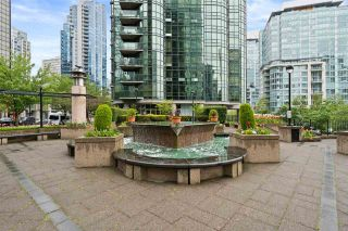 Photo 32: 702 588 BROUGHTON STREET in Vancouver: Coal Harbour Condo for sale (Vancouver West)  : MLS®# R2575950