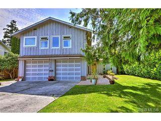 Photo 1: 5218 Cordova Bay Rd in VICTORIA: SE Cordova Bay House for sale (Saanich East)  : MLS®# 735348