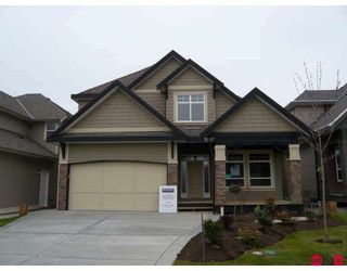 """Photo 1: 8362 211TH Street in Langley: Willoughby Heights House for sale in """"Yorkson"""" : MLS®# F2808144"""