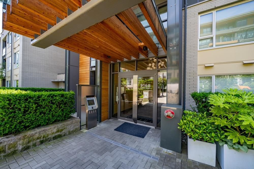 """Main Photo: 210 9168 SLOPES Mews in Burnaby: Simon Fraser Univer. Condo for sale in """"Veritas"""" (Burnaby North)  : MLS®# R2615911"""