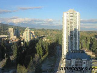 "Photo 5: # 2603 2980 ATLANTIC AV in Coquitlam: North Coquitlam Condo for sale in ""Levo"" : MLS®# V1000987"