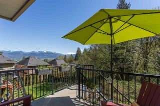 """Photo 18: 17 36169 LOWER SUMAS MOUNTAIN Road in Abbotsford: Abbotsford East Townhouse for sale in """"Junction Creek"""" : MLS®# R2158498"""