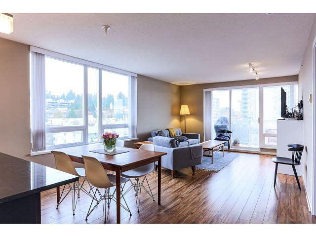 """Main Photo: 1001 39 SIXTH Street in New Westminster: Downtown NW Condo for sale in """"QUANTUM BY BOSA"""" : MLS®# V1112833"""