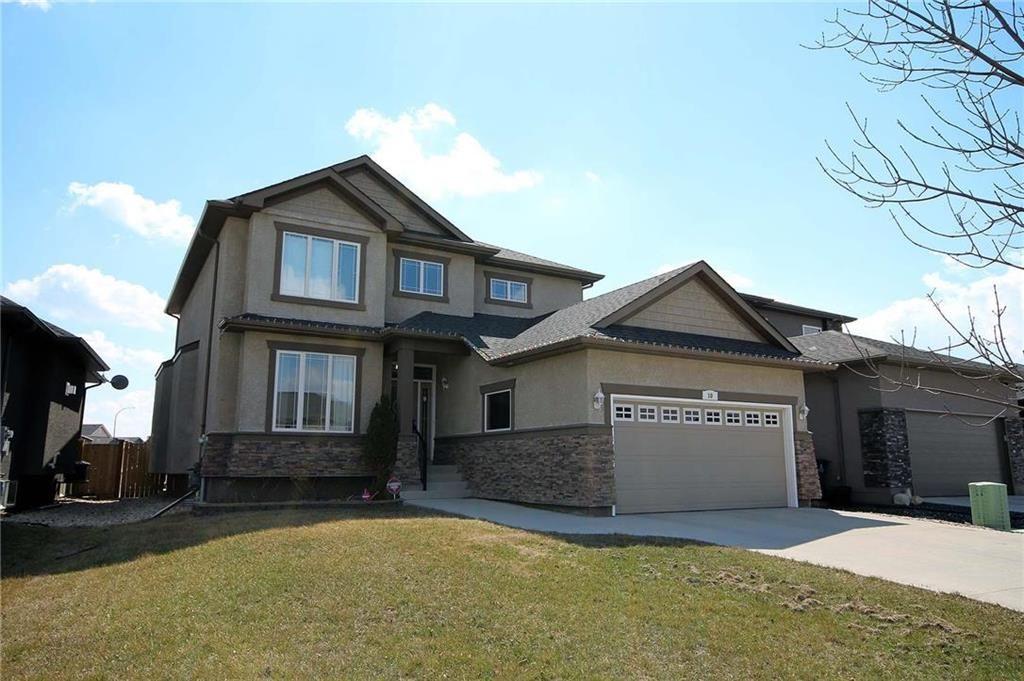Main Photo: 10 Prairie Smoke Drive in Winnipeg: Sage Creek Residential for sale (2K)  : MLS®# 202115754