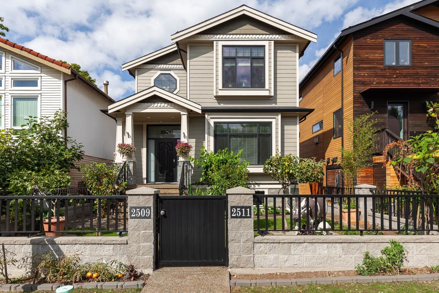 Main Photo: 2509 MCGILL Street in Vancouver: Hastings Sunrise House for sale (Vancouver East)  : MLS®# R2617108