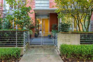Photo 2: 1163 W CORDOVA STREET in Vancouver: Coal Harbour Townhouse for sale (Vancouver West)  : MLS®# R2314761