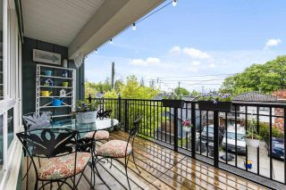 """Photo 21: 6 2780 ALMA Street in Vancouver: Kitsilano Townhouse for sale in """"Twenty on the Park"""" (Vancouver West)  : MLS®# R2575885"""