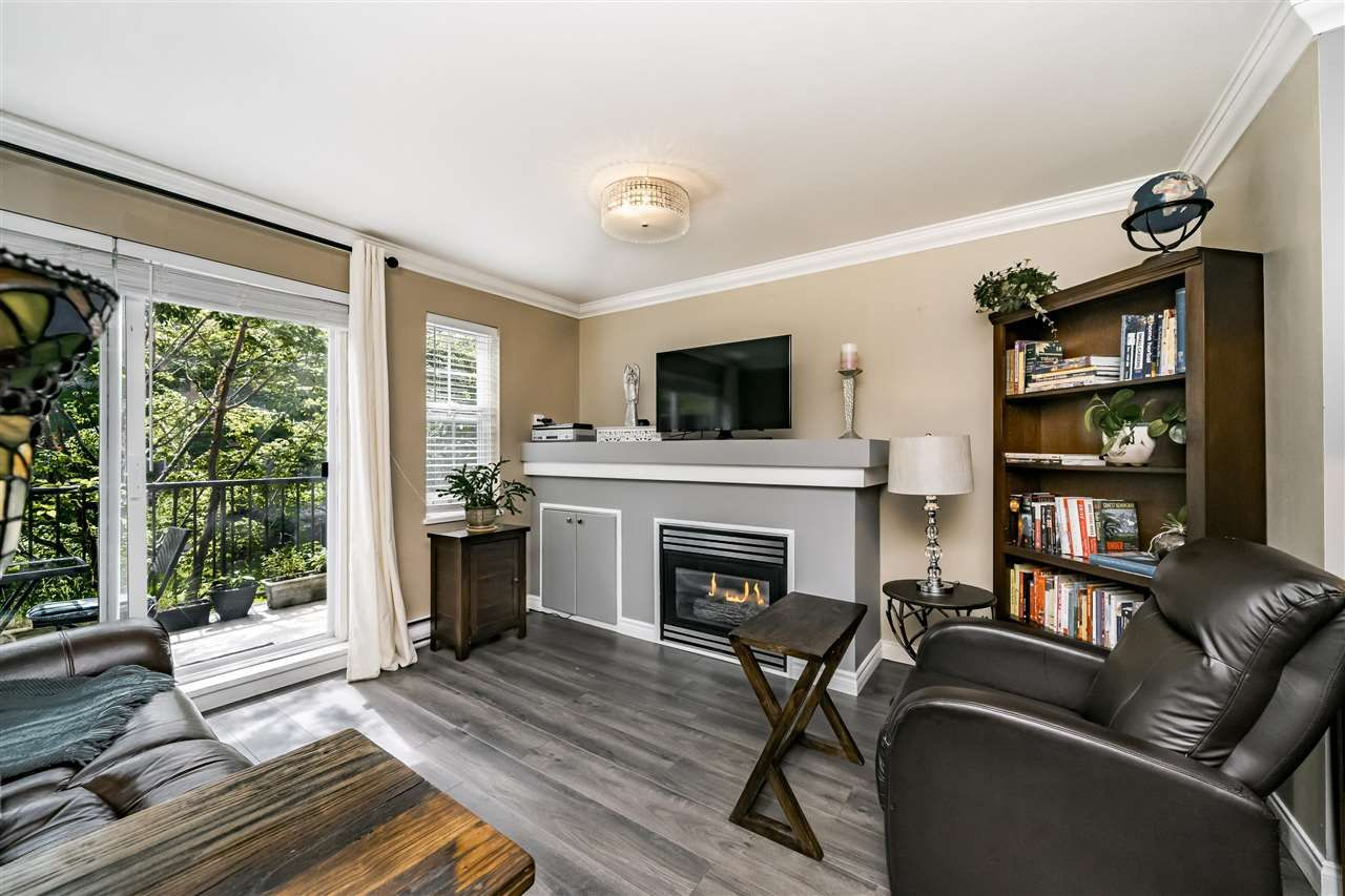 """Main Photo: 26 1561 BOOTH Avenue in Coquitlam: Maillardville Townhouse for sale in """"LE COURCELLES"""" : MLS®# R2588727"""