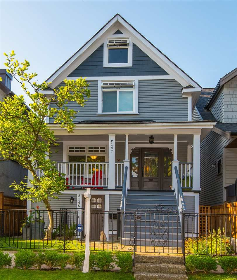 Main Photo: 2147 E PENDER STREET in : Hastings House for sale (Vancouver East)  : MLS®# R2437168