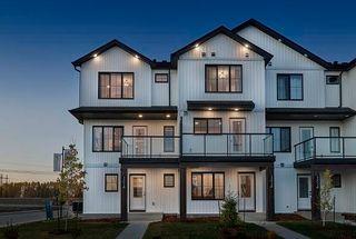 Photo 1: 19613 28 Avenue in Edmonton: Zone 57 Attached Home for sale : MLS®# E4266296