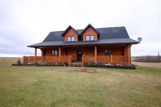 Photo 1: 55318 RR 63: Rural Lac Ste. Anne County House for sale : MLS®# E4226612