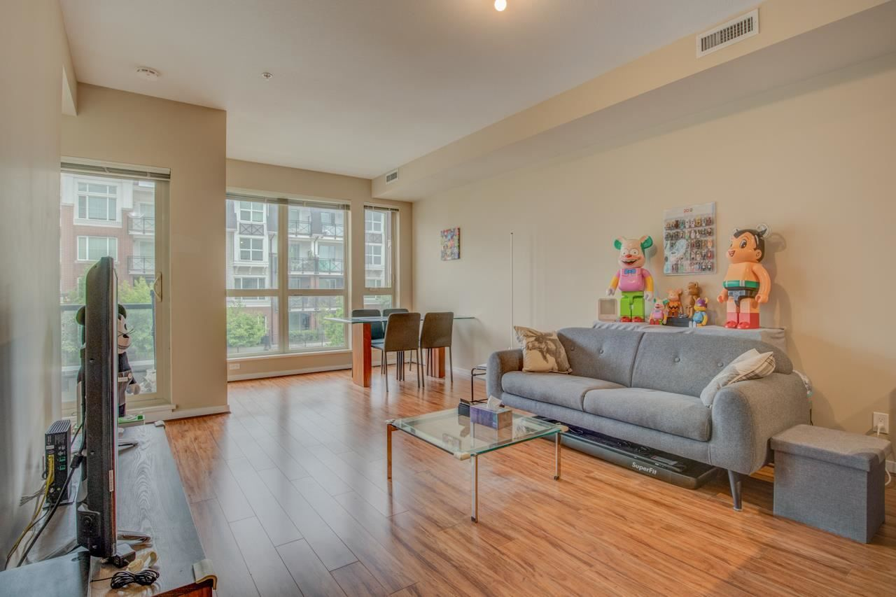 """Main Photo: 287 4133 STOLBERG Street in Richmond: West Cambie Condo for sale in """"REMY"""" : MLS®# R2584638"""