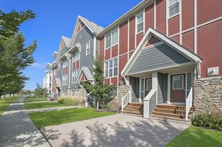 Main Photo: 271 Mahogany Boulevard SE in Calgary: Mahogany Row/Townhouse for sale : MLS®# A1139651