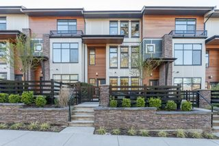 "Photo 2: 58 2687 158 Street in Surrey: Grandview Surrey Townhouse for sale in ""JACOBSEN"" (South Surrey White Rock)  : MLS®# R2054062"