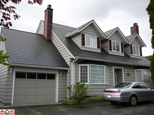 """Main Photo: 32964 12TH Avenue in Mission: Mission BC House for sale in """"Centennial Park"""" : MLS®# F1211528"""