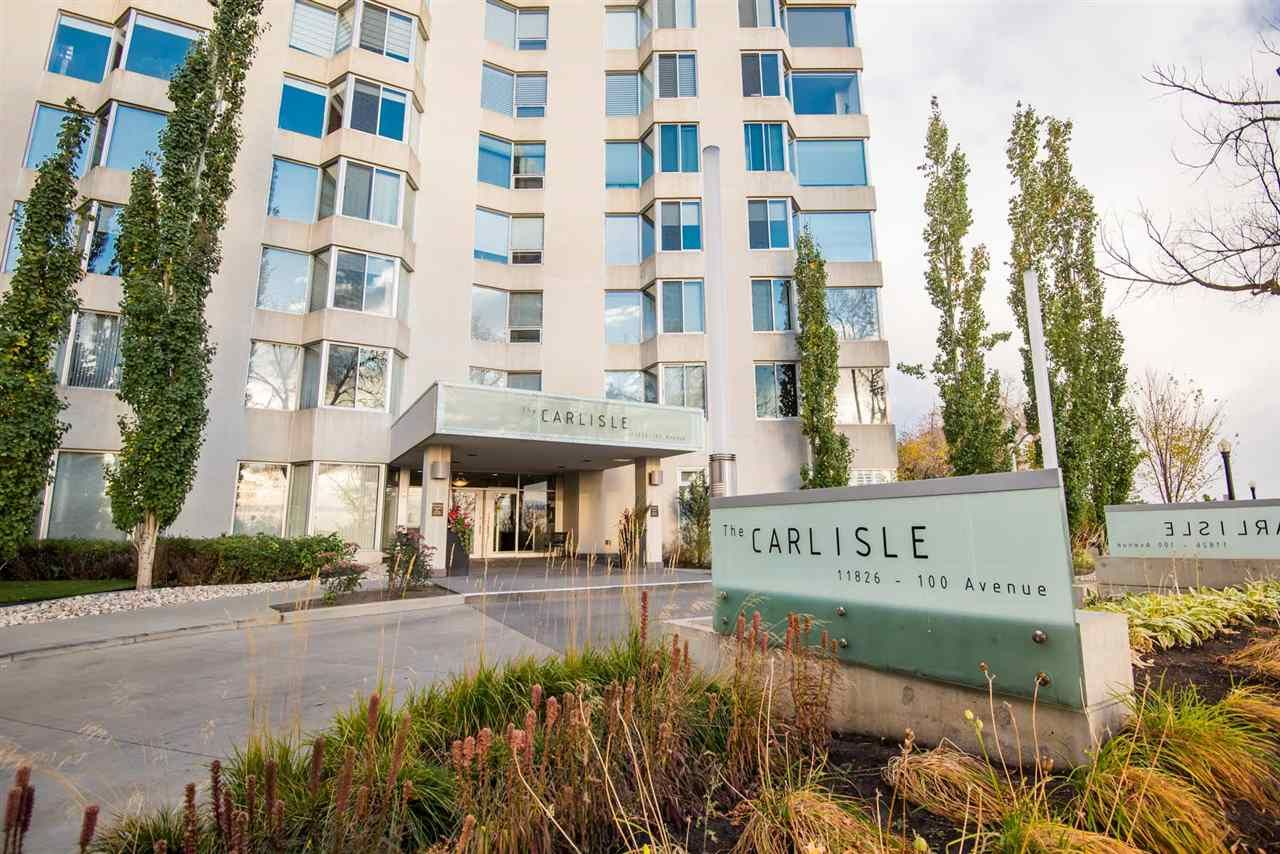 Main Photo: 1900 11826 100 Avenue in Edmonton: Zone 12 Condo for sale : MLS®# E4235838