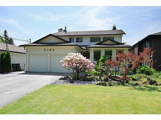 Photo 1: 2162 LINCOLN Avenue in Port Coquitlam: Glenwood PQ House for sale : MLS®# V1007207