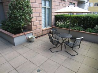 """Photo 9: 100 1788 W 13TH Avenue in Vancouver: Fairview VW Condo for sale in """"MAGNOLIA"""" (Vancouver West)  : MLS®# V985193"""
