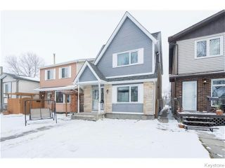 Photo 1: 86 Northcliffe Drive in WINNIPEG: Transcona Residential for sale (North East Winnipeg)  : MLS®# 1529487