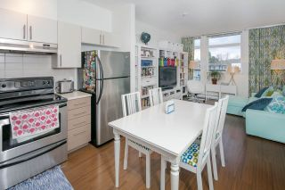 """Photo 8: 403 5692 KINGS Road in Vancouver: University VW Condo for sale in """"O'KEEFE"""" (Vancouver West)  : MLS®# R2124954"""