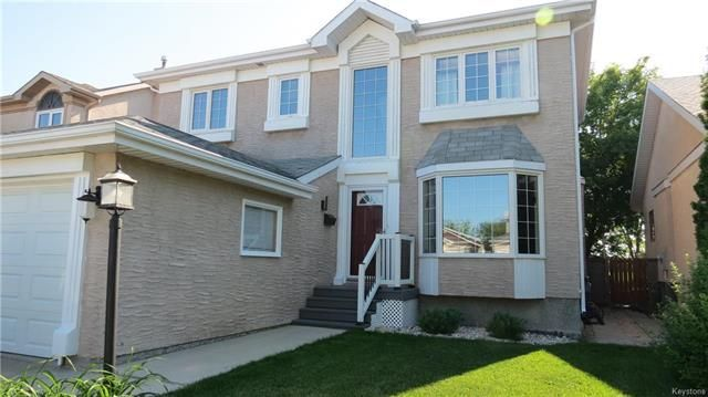 Main Photo: 48 Lanyon Drive in Winnipeg: River Park South Residential for sale (2F)  : MLS®# 1818062