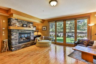 Photo 4: 1102, 101A Stewart Creek Landing in Canmore: Condo for sale : MLS®# A1096361